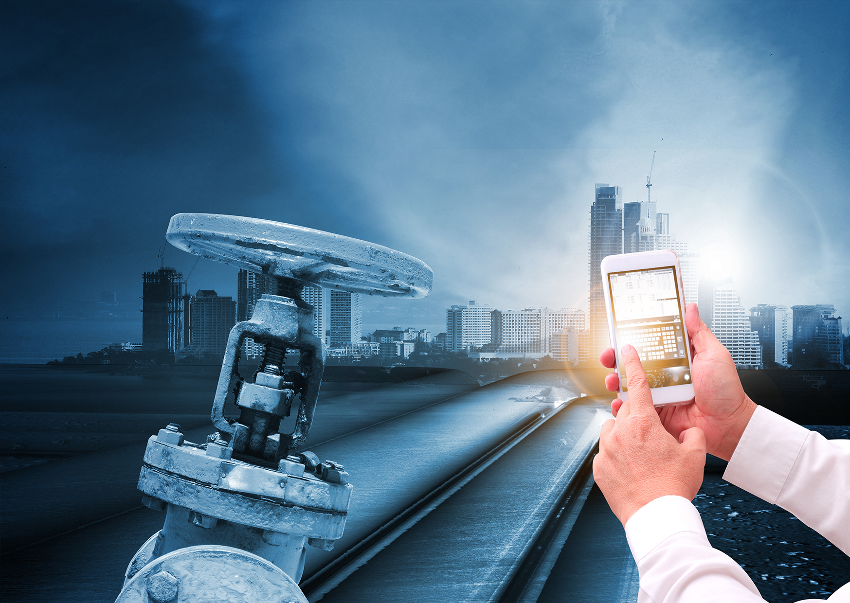 Remote monitoring in cathodic protection
